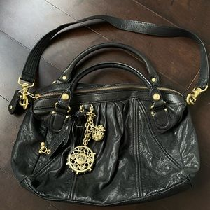 💕 Juicy Couture Leather Bag